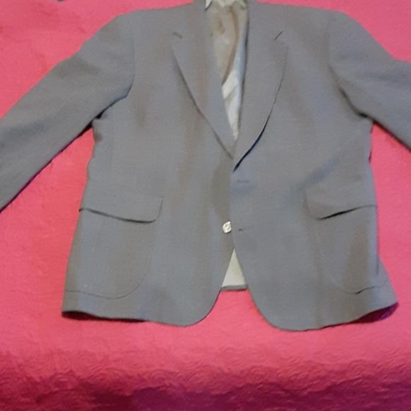 Mans suit jacket